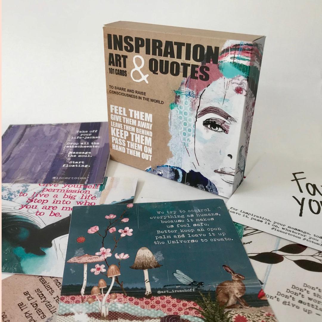 Innertotem  Inspiration Art & Quotes